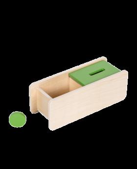 Imbucare Box with Flip Lid - 1 Slot