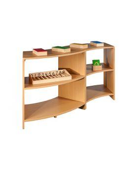 Montessori Shelving Set