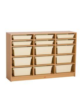 """Tote Shelf 4' x 32"""""""