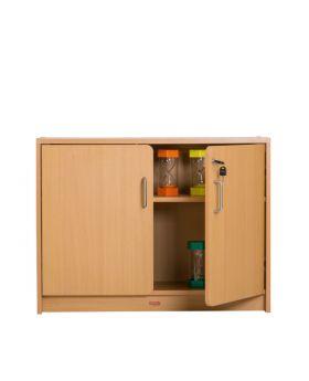 Locking Shelf