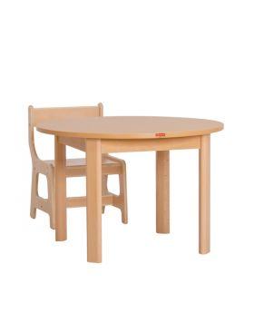 "30"" x 30"" Round Table"