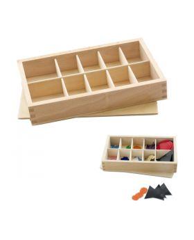 Grammar Symbols Box (10 Compartment)