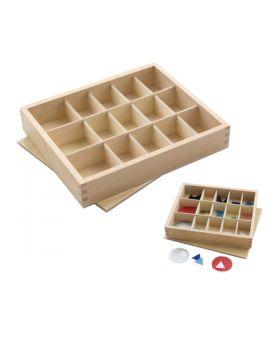 Grammar Symbols Box (15 Compartments)