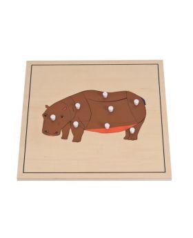 Hippopotamus Puzzle
