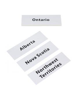 Canada Labels