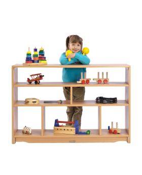 """Open Back Shelf 4' x 32"""""""