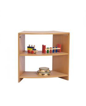 """Sweep Shelf 28"""" w/ One Shelf"""